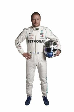 Collateral Shoot - Drivers - Valtteri Bottas - Cut Out