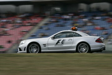 Formel 1, Grand Prix Deutschland 2008, Hockenheimring, 20.07.2008 F1 Safety Car, Mercedes-Benz SL 63 AMG