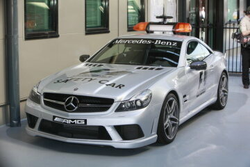 Formel 1, Grand Prix Australien 2009, Melbourne, 29.03.2009 F1 Safety Car, Mercedes-Benz SL 63 AMG