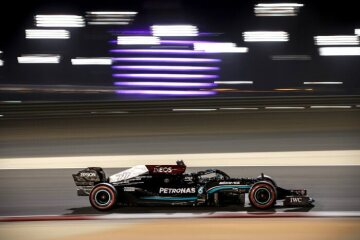 2021 Bahrain Grand Prix, Friday - LAT Images