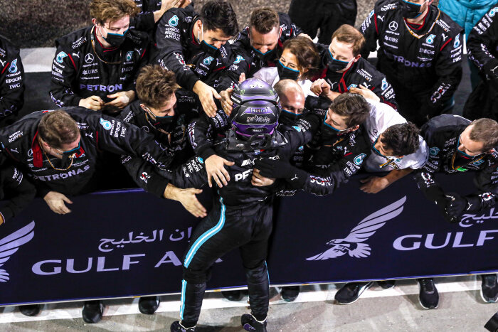 M261395 2021 Bahrain Grand Prix, Sunday - LAT Images