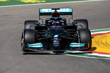 2021 Emilia Romagna Grand Prix, Friday - LAT Images