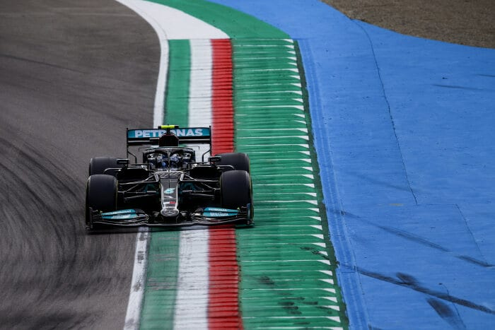 M263000 2021 Emilia Romagna Grand Prix, Friday - LAT Images