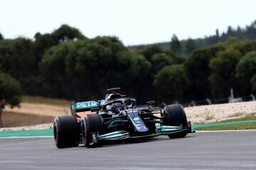 2021 Portuguese Grand Prix, Friday - Steve Etherington