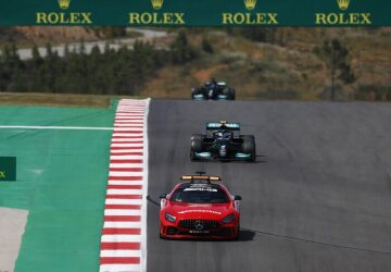 2021 Portuguese Grand Prix, Sunday - LAT Images